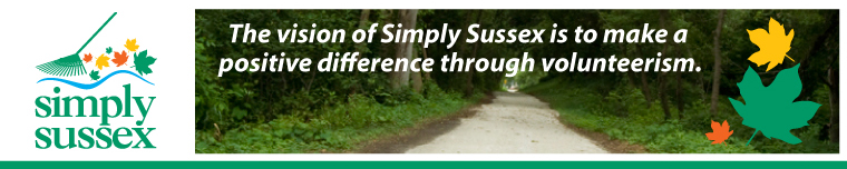Simply Sussex makes a difference through volunteerism